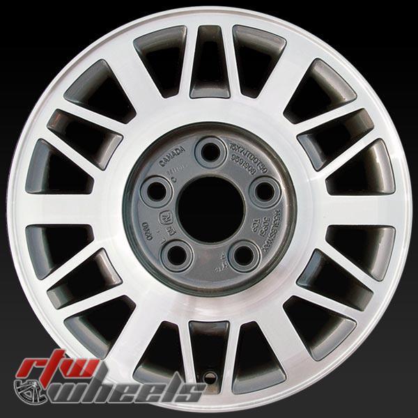 15 inch Chevy S10 / Blazer OEM wheels 5044 part# 09591908, 12361578, 12366741