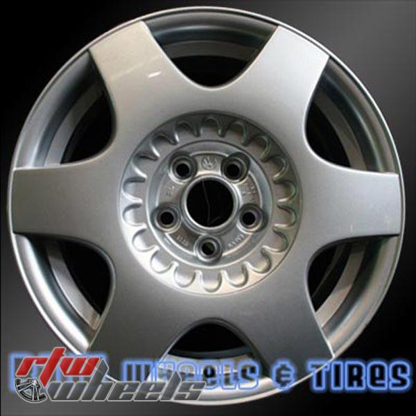 16 inch Volkswagen VW Beetle OEM wheels 69724 part# 1C0601025D091, 1C0601025A091