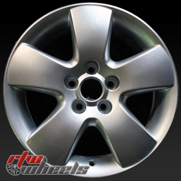 15 inch Volkswagen VW Jetta OEM wheels 69792 part# 1C0601025FZ31, 1C0601025F