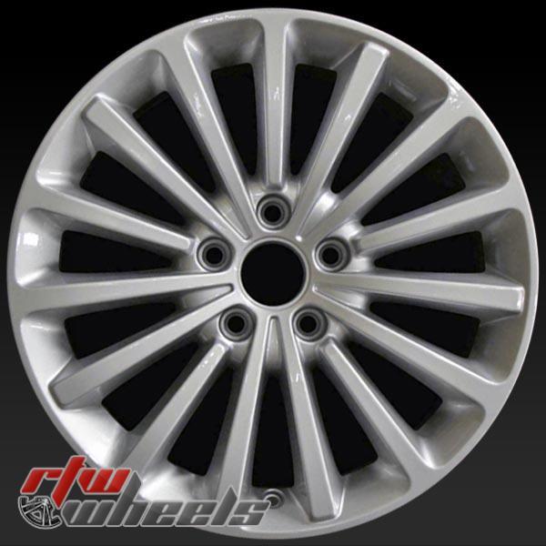 17 inch Volkswagen VW Passat OEM wheels 70000 part# 561601025Q8Z8, 561601025Q
