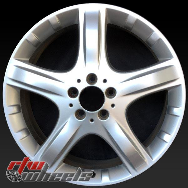 19 inch Mercedes ML Class OEM wheels 65369 part# 1644011202