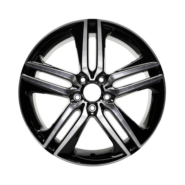 "19x8"" Machined factory replacement wheel for Honda Accord replica 64083"