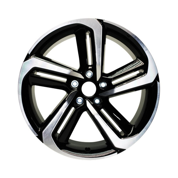 """19x8.5"""" Machined factory replacement wheel for Honda Accord replica 64127"""