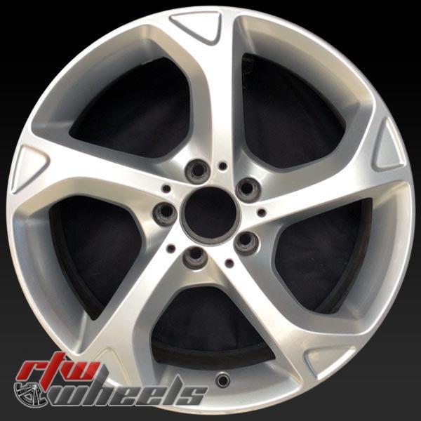 18 inch Mercedes GLA250 OEM wheels 85577 part# 15640125007X45, 1564012500