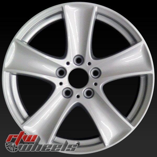 18 inch BMW X5 OEM wheels 86076 part# 36116770200