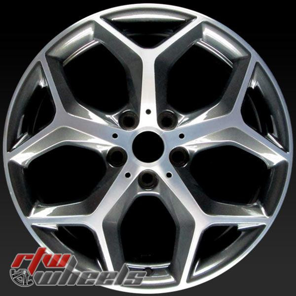 18 inch BMW X Series OEM wheels 86217 part# 36116856070