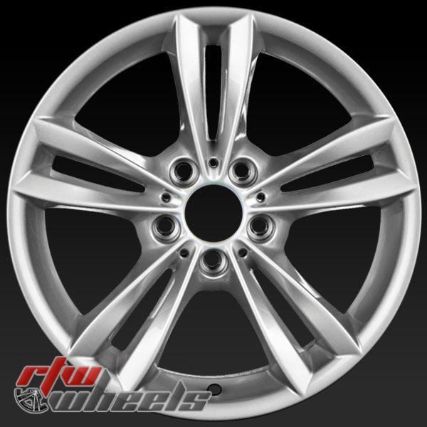 18 inch BMW 3 Series OEM wheels 86267 part# 36116866398