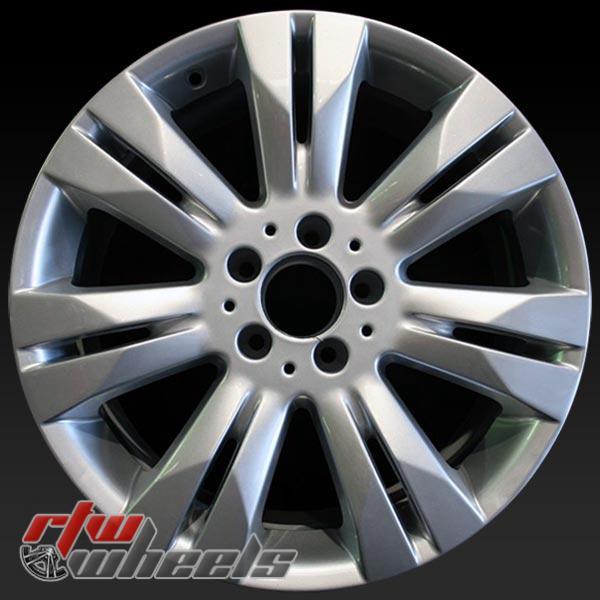 18 inch Mercedes S Class OEM wheels 85171 part# 2214017402