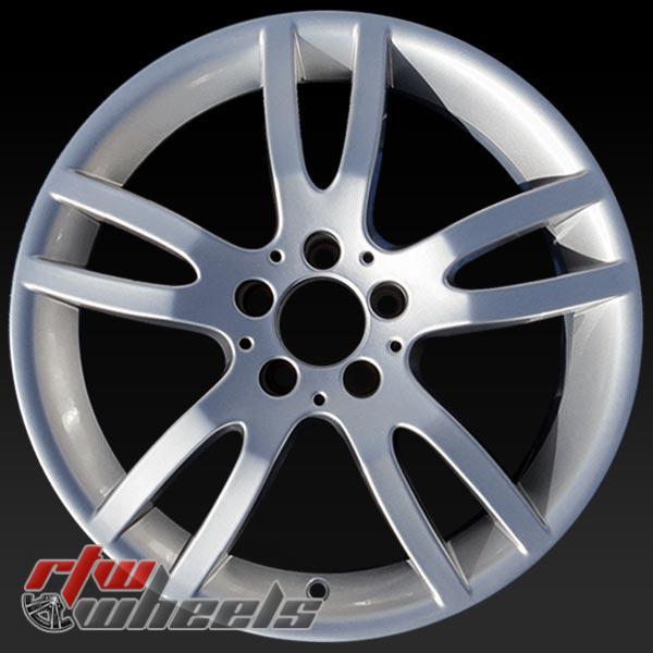 18 inch Mercedes SL Class OEM wheels 85035 part# 2304012602