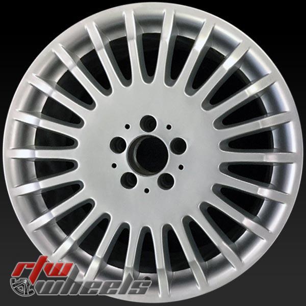 19 inch Mercedes CL600 OEM wheels 85048 part# 2214012002