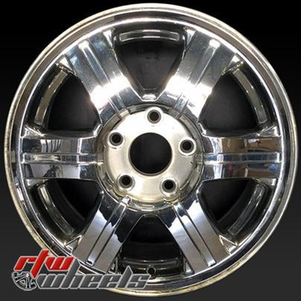 17 inch Chrysler Pacifica  OEM wheels 2216 part# 4766603AB