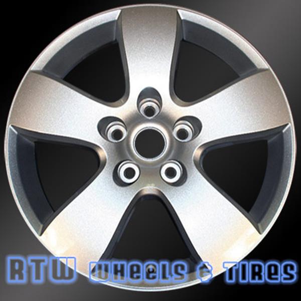 20 inch Dodge Ram  OEM wheels 2363 part# 1DZ12TRMAB