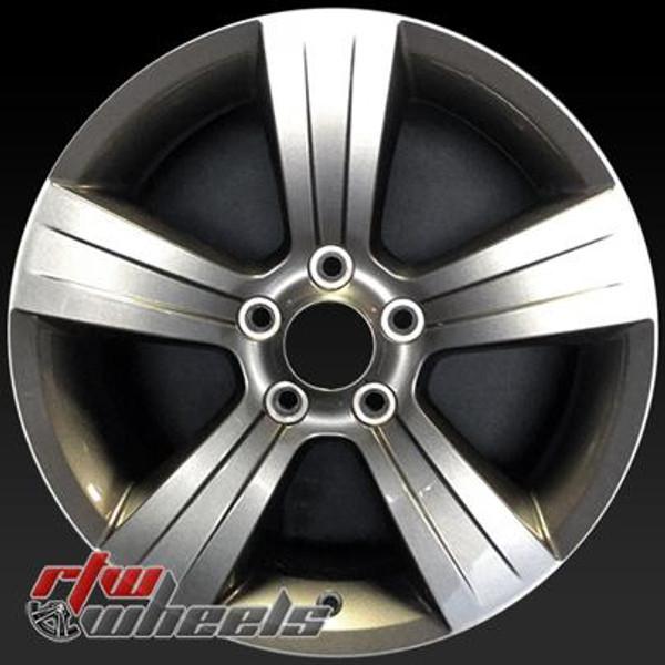 17 inch Dodge   OEM wheels 2380 part# 1LT46TRMAA, 1LT46CDMAC 1LT46DX8AB 1LT46DX8AC 1LT46GSAAB