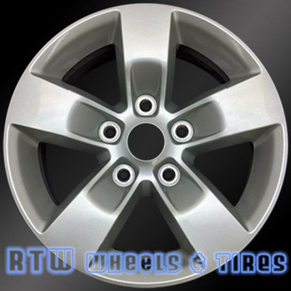 17 inch Dodge Ram  OEM wheels 2448 part# 1UB12GSAAA