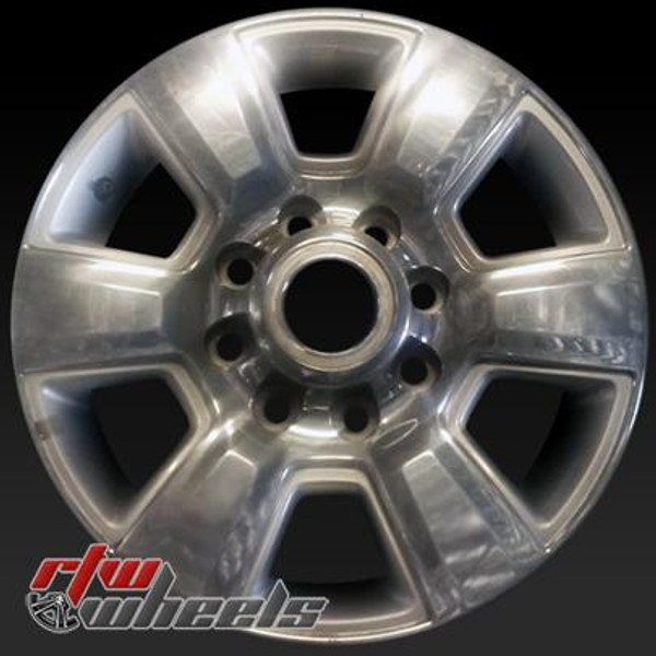 18 inch Dodge Ram 2500 3500  OEM wheels 2475 part# 1VQ87GSAAA