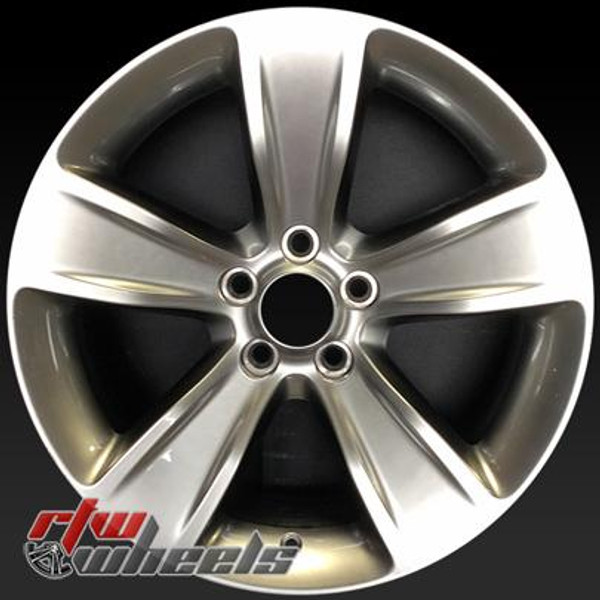 18 inch Dodge   OEM wheels 2521 part# 1ZV90DD5AA