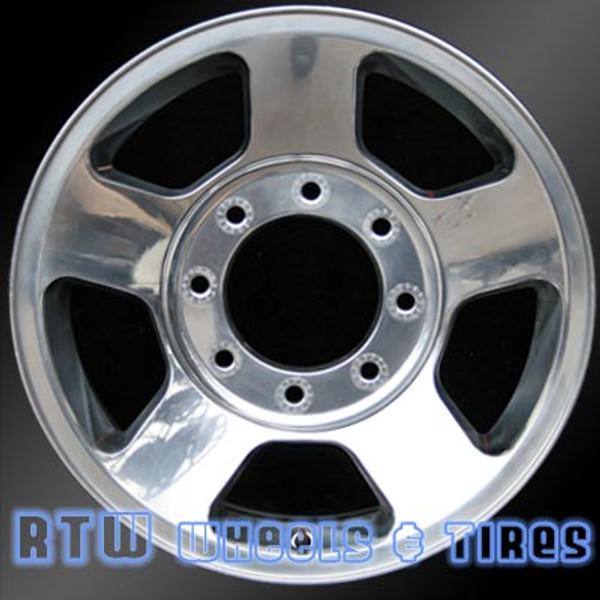 17 inch Ford F250 F350  OEM wheels 3598 part# 5C341007DA