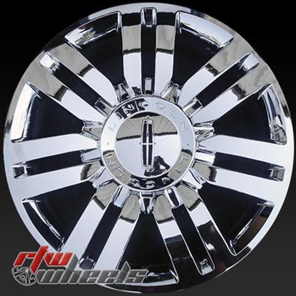 20 inch Lincoln   OEM wheels 3651 part# AL7Z1007A, 7L74007KA, 7L74007KB, 9L741007BA