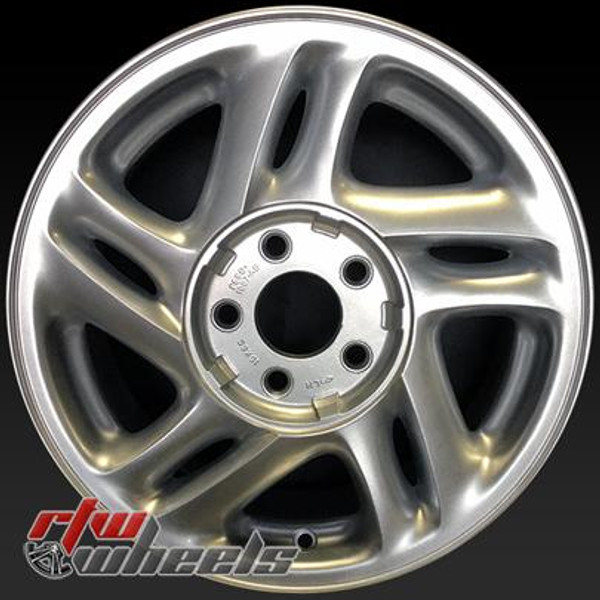 15 inch Ford Thunderbird  OEM wheels 3741 part# F6SZ1007AB