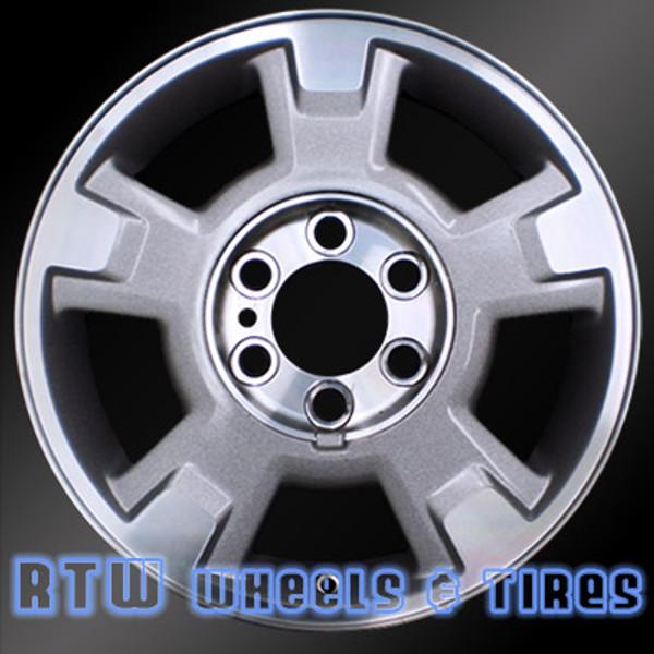 17 inch Ford F150  OEM wheels 3781 part# 9L3Z1007A, 9L341007EA, 9L341007EB