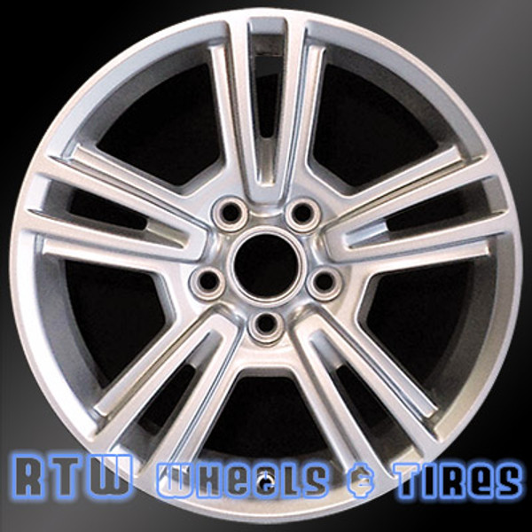 Mustang Wheels For Sale >> Ford Mustang Wheels For Sale 2010 2013 Silver 3808