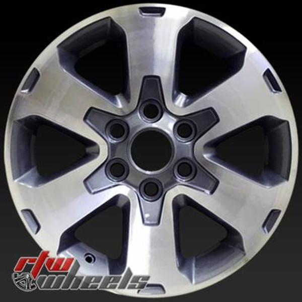 18 inch Ford F150  OEM wheels 3832 part# AL3Z1007J, AL3J1007BA