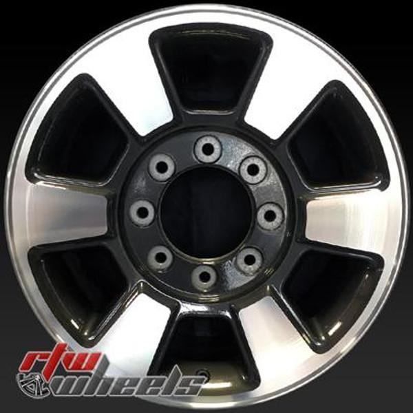 18 inch Ford F250 F350  OEM wheels 3843 part# BC3Z1007B