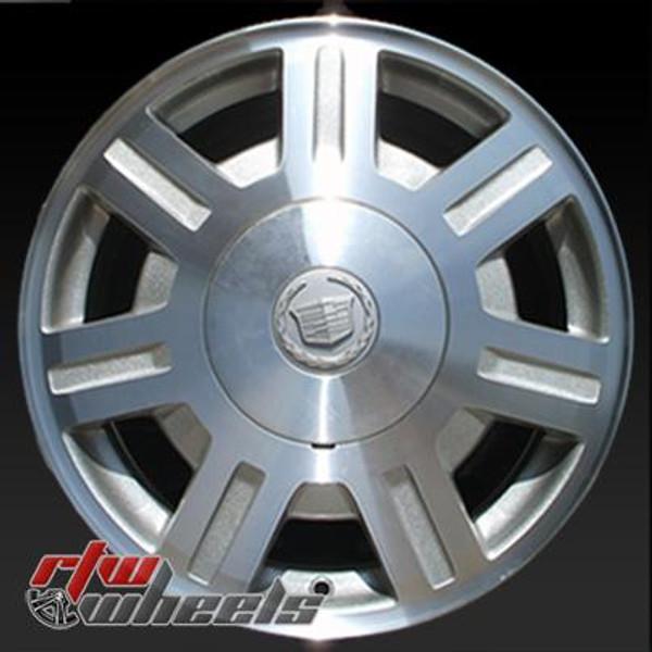 16 inch Cadillac Deville  OEM wheels 4569 part# 09594391