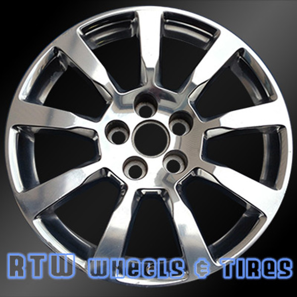 18 inch Cadillac CTS  OEM wheels 4627 part# 9597875