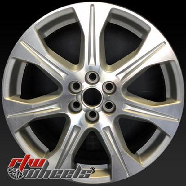 20 inch Cadillac SRX  OEM wheels 4710 part# 22877555