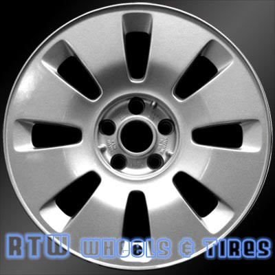 17 Audi A6 Oem Wheels For Sale 2000 2004 Silver Rims 58734