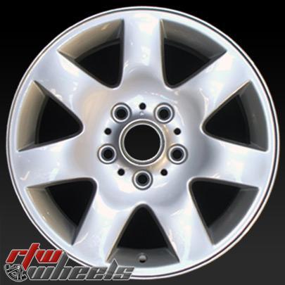 16 Bmw 3 Series Oem Wheels Sale 99 05 Silver Rims 59289