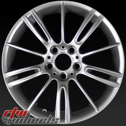 18 Bmw 3 Series Oem Wheels For Sale 06 13 Grey Rims 59591