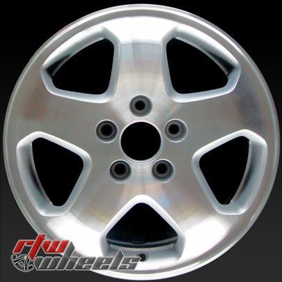 16 Honda Accord Oem Wheels For Sale 1998 2000 Factory Machined Rims
