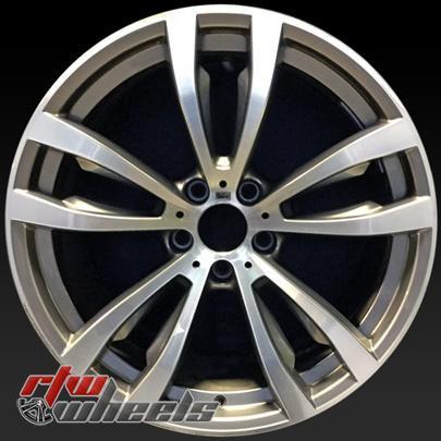 20 Quot Bmw X5 Wheels For Sale 2014 2016 Silver Rims 86053