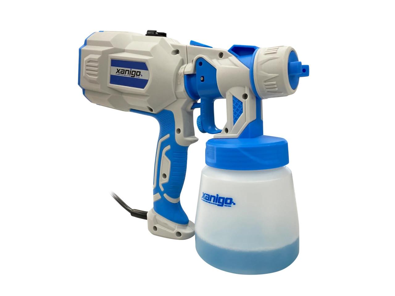 Xanigo Corded Sprayer Bundle with Pure&Clean Sports Solution