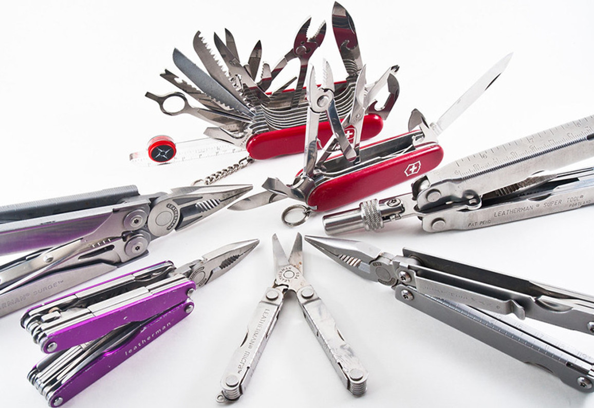 7 things you can do with a Multitool!