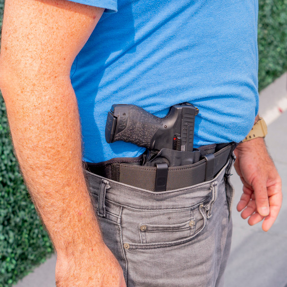 STRAPT Belly Band Holster (Kydex IWB Holster NOT Included)