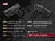 IWB Kydex Gun Holster