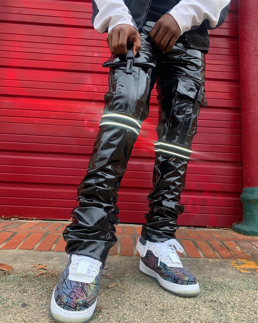 "Knight Black ""Ellie"" Pants"