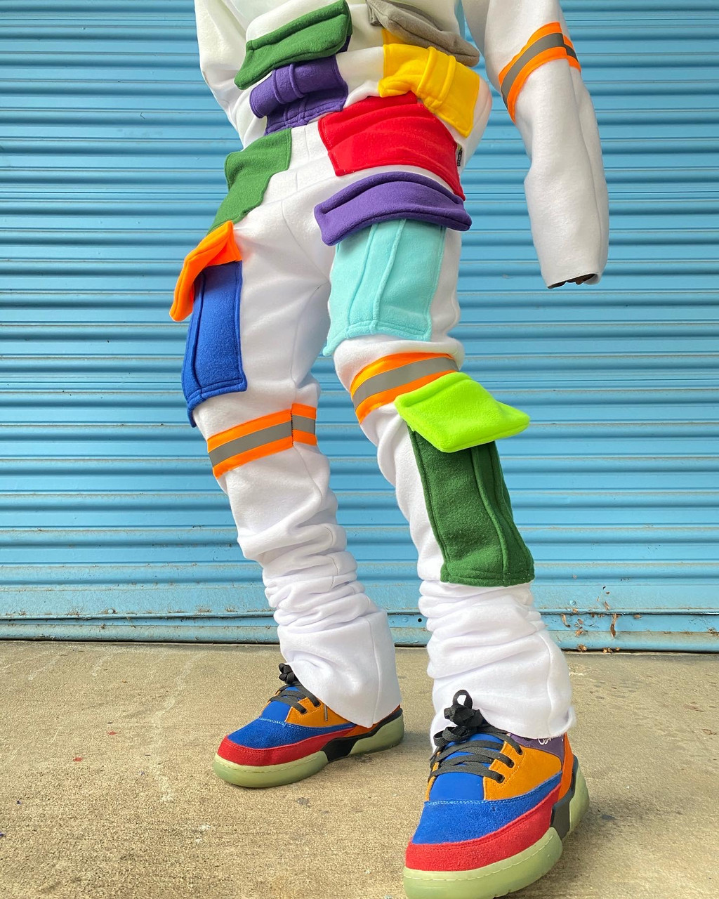 "Drip Lightyear ""Bozy"" Jogging Set"