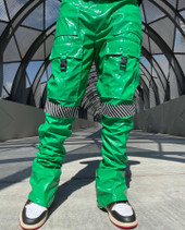 """Charged Green """"Ellie"""" Pants 2.0"""