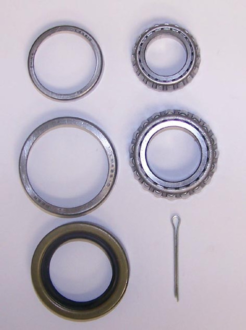 "Bearing Kit Fits 1-3/8 to 1-1/16"" Spindle with Cotten Pin"