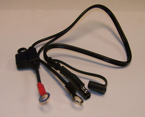 Battery Tender Quick Disconnet Harness for Batteries