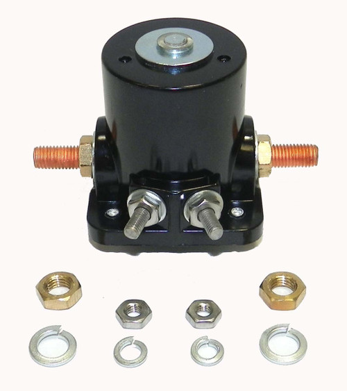 OMC Starter/Trim Solenoid 9.9 HP Thru 300 HP V4, V6, V8