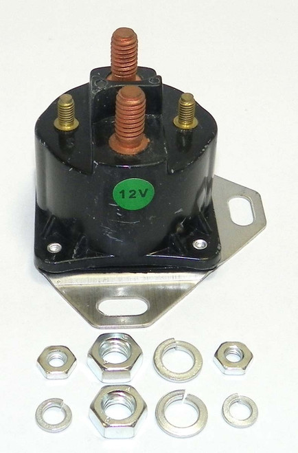 OMC Starter Solenoid 75-250 HP FFI & DI