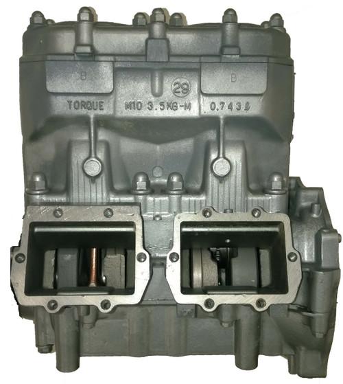 Kawasaki 650 Rebuilt Engine