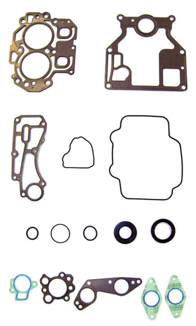 Mercury / Mariner / Yamaha 8 - 15 Hp 4-Stroke 98-06  Power Head Gasket Kit