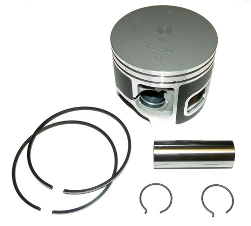 Yamaha V-4 115 HP 93-01 & 130 HP 93-99 & 150, 175, 200 HP 93-01 & 225 HP 92-95  (23mm Wrist Pin)  Port Side PLATINUM Series   Piston Set
