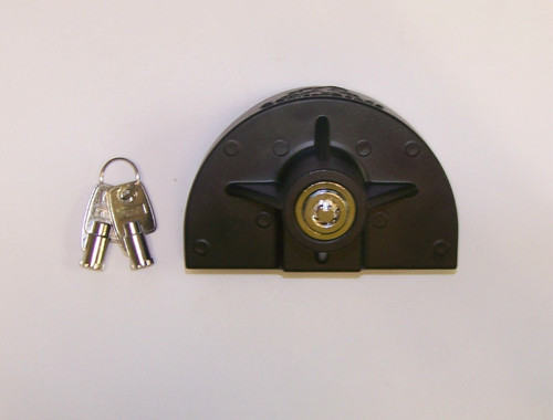 "Coupler lock 2"" New Style"
